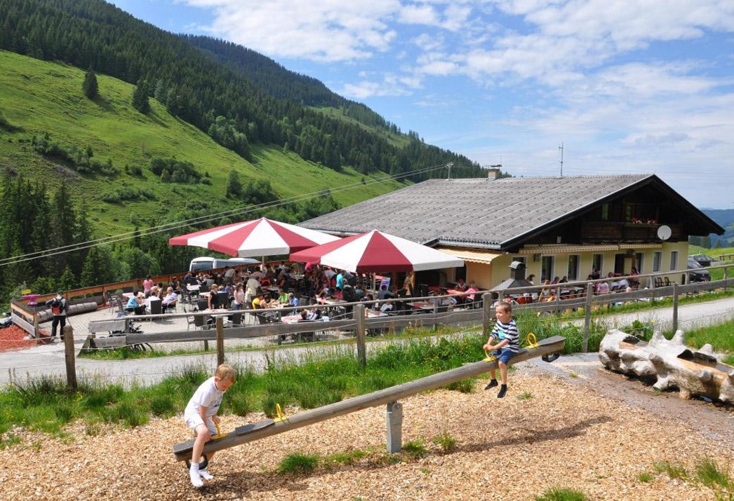 Bummelzug Wildschönau Tirol | Schönangeralm