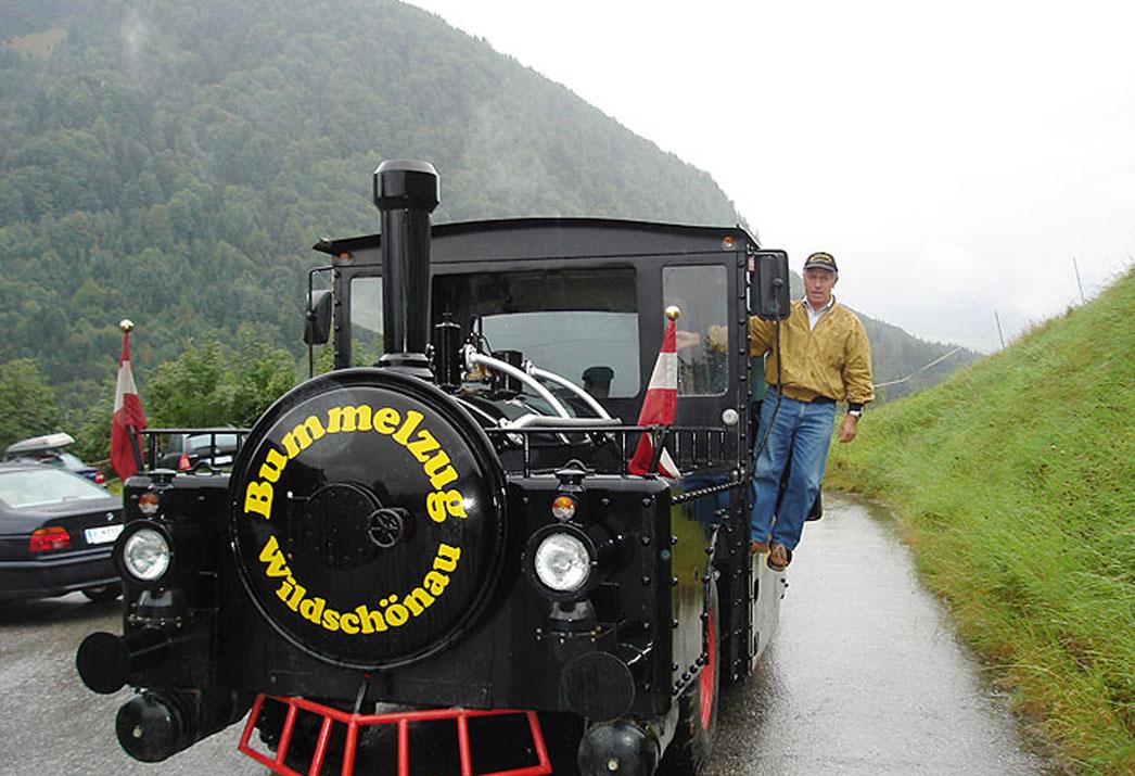 Bummelzug Wildschönau Tirol | Schrofenwirt