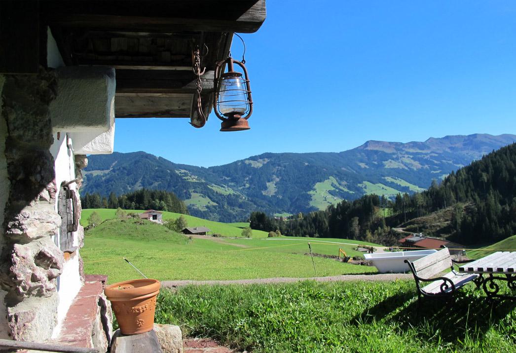 Bummelzug Wildschönau Tirol | Thierbach